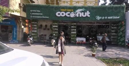 Fruit juice Coconut - 31, Bà Triệu, P. Hàng Bài, Q.