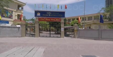 Trường Tiểu Học Nam Trung Yên